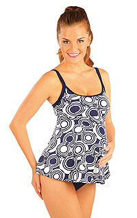 Maternity swimwear LITEX > Maternity tankini top.