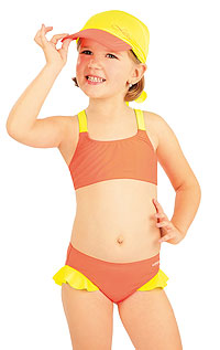 Kid´s swimwear - Discount LITEX > Girl´s bikini top.