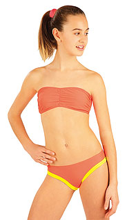 Girls swim bandeau bra. LITEX
