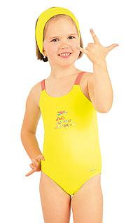 Mädchen Badeanzug. LITEX