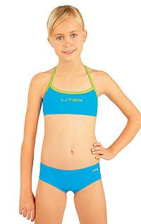 Dívčí a dětské plavky LITEX > Dívčí plavky kalhotky bokové.
