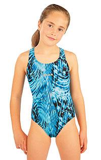 Bademode für Mädchen LITEX > Mädchen Sport Badeanzug.
