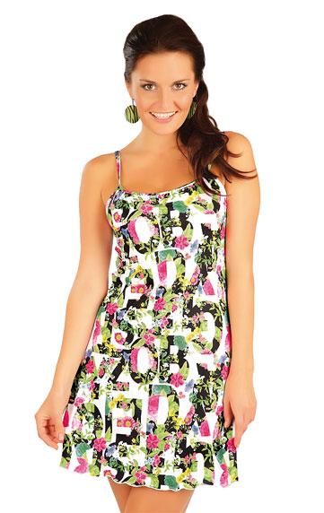 Šaty dámske na ramienka. | Plážové doplnky LITEX