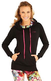 Damen Sweatshirt mit Kapuzen. | Sportbekleidung LITEX