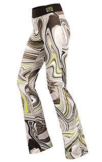 Women´s long boot-cut leggings. | Sportswear LITEX