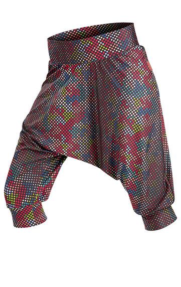 Damen 3/4 Harem Hosen. | Sportbekleidung LITEX