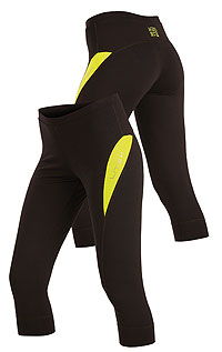 Women´s 3/4 length leggings. | Sportswear LITEX
