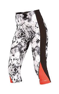 Športové oblečenie -  zľava LITEX > Legíny dámske v 3/4 dĺžke.