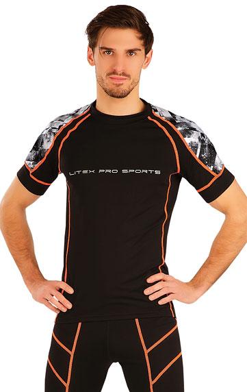 Tričko pánske s krátkym rukávom. | Športové oblečenie -  zľava LITEX