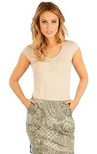 Tričko dámske s krídelkovým rukávom. | Športové oblečenie LITEX