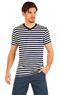 Tričko pánske slim.   Pánske oblečenie LITEX