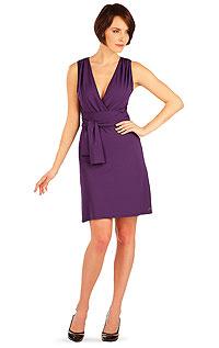 Damen Kleid ohne Ärmel. LITEX