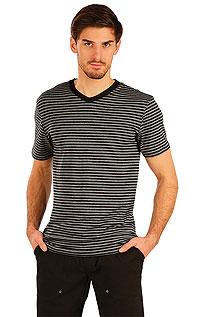 Športové oblečenie LITEX > Tričko pánske slim.