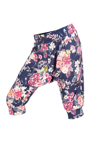 Nohavice dámske 3/4 s nízkym sedom. | Detské oblečenie LITEX