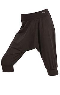 Nohavice dámske 3/4 s nízkym sedom. LITEX