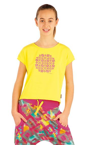 Tričko detské so spadnutým rukávom. | Detské oblečenie LITEX