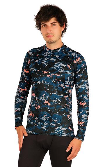 Termo tričko pánske s dlhým rukávom. | Termo bielizeň LITEX