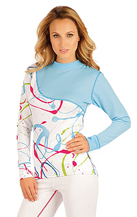 Women´s thermal shirt with long sleeves. LITEX