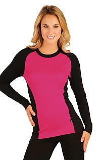 Termo tričko dámske s dlhým rukávom. LITEX
