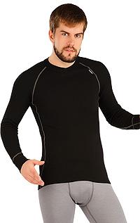 Termo tričko pánske s dlhým rukávom. | Thermobielizeň LITEX