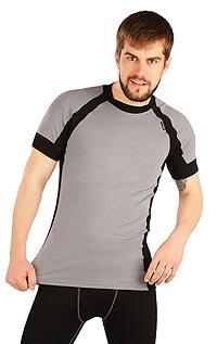 Termo tričko pánske s krátkym rukávom. | Thermobielizeň LITEX