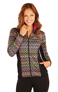Women´s jacket with stand up collar. | Vests and jackets LITEX