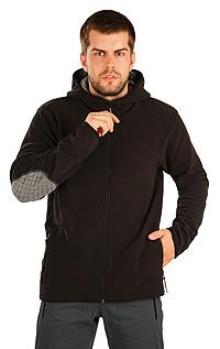 Bunda pánska s kapucňou. | Športové oblečenie LITEX