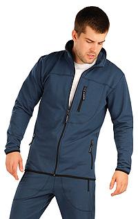 Športové oblečenie LITEX > Bunda pánska so stojačikom.
