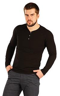 Tričko pánske s dlhým rukávom. | Pánske oblečenie LITEX