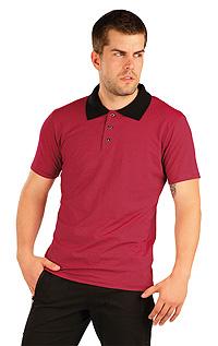 Polo tričko pánske s krátkym rukávom. | Športové oblečenie LITEX