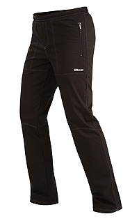 Unisex high wasted trousers. | Microtec trousers LITEX