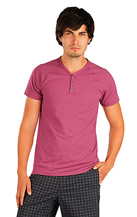 Tričko pánske s krátkym rukávom. LITEX