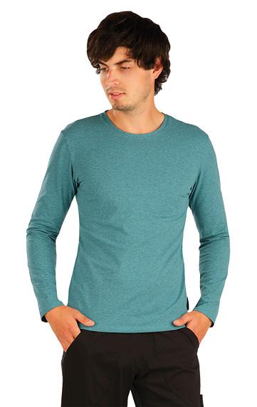 Herren T-Shirt mit langen Ärmeln.   Sportmode für Herren LITEX