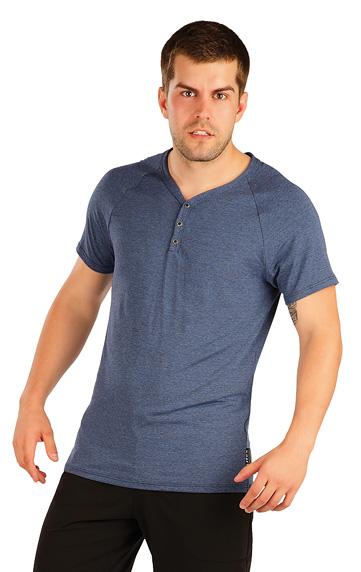 Herren T-Shirt, kurzarm.   Sportmode für Herren LITEX
