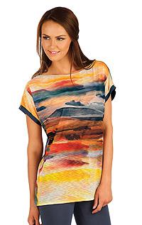 Tričko dámske so spadnutým rukávom. | Fashion LITEX LITEX