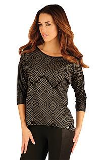 LITEX Boutique LITEX > Damen T-Shirt, mit 3/4 Ärmeln.