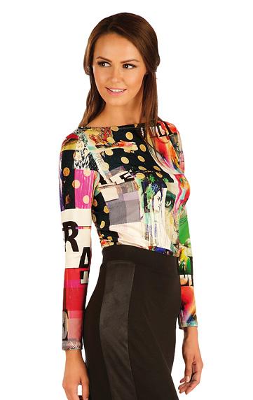 Tričko dámske s dlhým rukávom. | Fashion LITEX LITEX