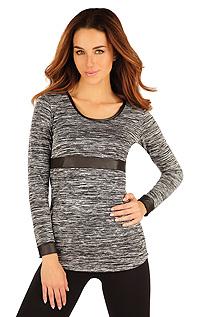 LITEX Boutique LITEX > Damen T-Shirt mit langen Ärmeln.