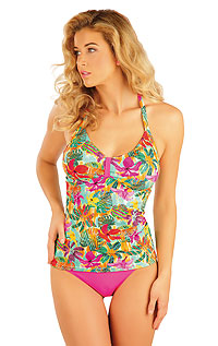 Tankini top with no support. LITEX