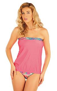 PLAVKY LITEX > Plavky top dámský s vyjímatel.výztuží.