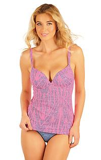 Dvojdielne plavky LITEX > Plavkový top dámsky s košíčkami.
