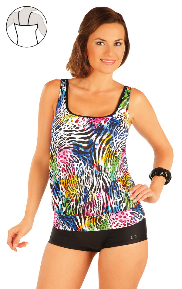 bf5b64439f Tankini top with no support. 93198 | LITEX
