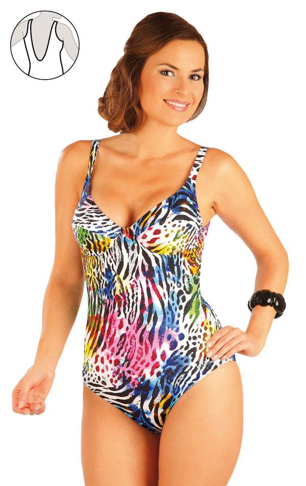 b7f686c523d9 Jednodielne plavky s kosticami. 93200