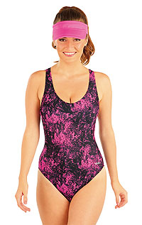 Sport swimwear LITEX > One-piece sport swimsuit.