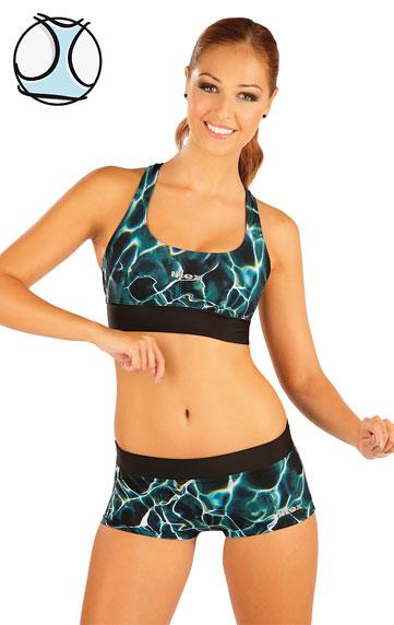 Plavkový športový top bez výstuhy. | Športové plavky LITEX