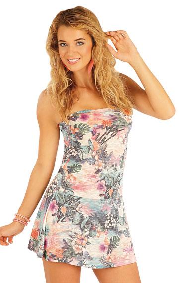 Šaty bez ramienok. | Šaty a sukne LITEX