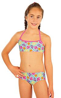 Plavkový top dievčenský. | Plavky LITEX