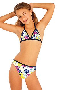 Dívčí plavky kalhotky bokové | Dívčí plavky LITEX
