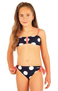 Dievčenská plavková podprsenka BANDEAU. LITEX