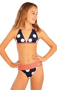Litex Dívčí plavky kalhotky bokové. - vel. 158 viz. foto